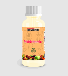 Multivitamin | It balances vitamin deficiency caused by illness, pregnancy, poor nutrition and many more. This product is suitable for diabetes patients.